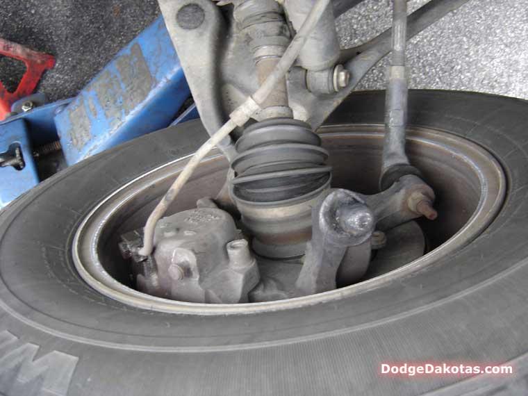 Bj on 2001 Dodge Dakota Upper Ball Joint