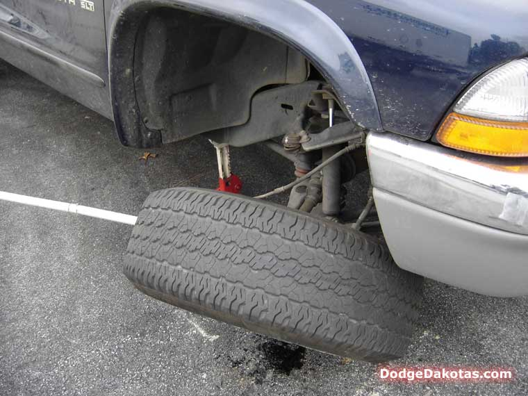 Dodge Dakota Ball Joints 111
