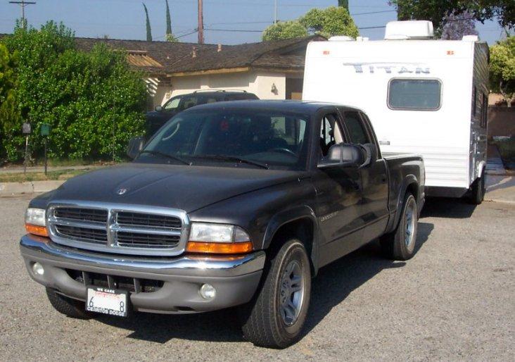 Profile on 2001 Dodge Dakota Recalls